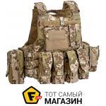 defcon 5 ������������ ����� Defcon 5 Armour Carrier Vest, multiland (D5-1124 ML)