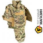 defcon 5 ������������ ����� Defcon 5 Raptor Vest, multicam (D5-1125 MC)