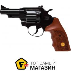 Пневматический Пистолет Alfa 431 4 мм ворон/дерево (144942/2)