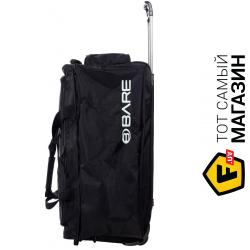 Сумка Bare Wheeled Duffel Bag (088902BLK) 2019