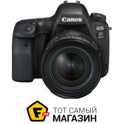 Фотоаппарат Canon EOS 6D Mark II Kit 24-70mm L IS 2019