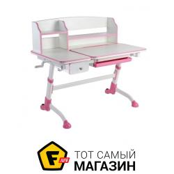 Парта Fundesk Amare II with drawer Pink