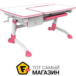 Парта Fundesk Amare with drawer Pink