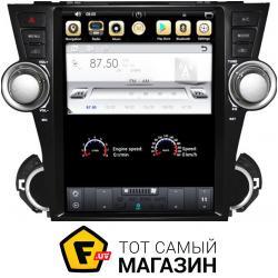 Штатная Автомагнитола Gazer CM7012-XU40 Toyota Highlander 2008-2015