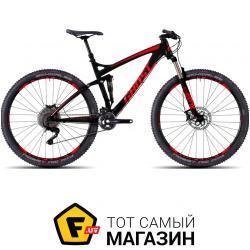 Велосипед Ghost AMR 6 2016 29 черный/красный 19 (16AM1073)