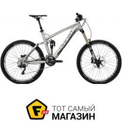 Велосипед Ghost Cagua 7000 2013 серебристый/черный 17.5 (13AMR0079)