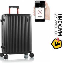 Чемодан Heys Smart Connected Luggage M, black (925227)