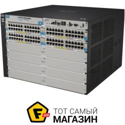 Коммутатор HP 5412-92G-PoE+-2XG v2 zl (J9532A)