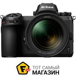 Фотоаппарат Nikon Z7 24-70mm f/4 Kit