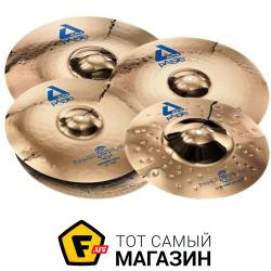 Комплект Тарелок Paiste Alpha Boomer Set +  Splash 12