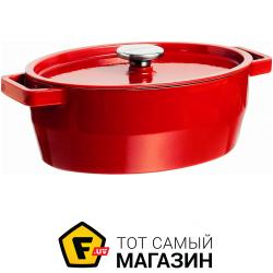 Гусятница Pyrex SLOW COOK red 5.8 л (SC5AC33)