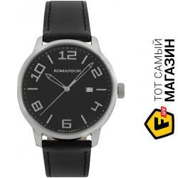 Часы Romanson Classic (TL8250BMWH) BK 2019