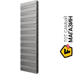 Радиатор Royal Thermo Piano Forte Tower 500 Silver Satin 18