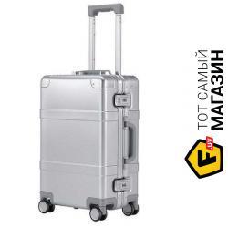 Чемодан Runmi 90 Points Smart Metal Suitcase 20 Silver (XNA4026RT)
