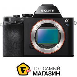 Фотоаппарат Sony Alpha 7S Body Black (ILCE7SB.CEC) 2019