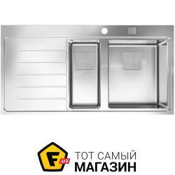 Кухонная Мойка Teka Zenit R15 1 1/2B 1D LHD полированная (13139008)