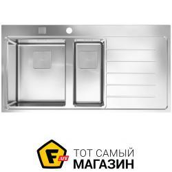 Кухонная Мойка Teka Zenit R15 1 1/2B 1D RHD полированная (13139007)