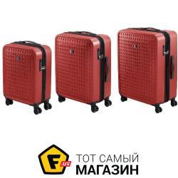 Чемодан Wenger Matrix Set, red, 3шт. (604350)
