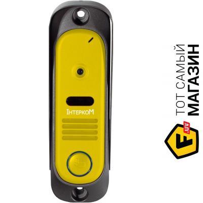 Домофон Интерком IM-12 black/yellow