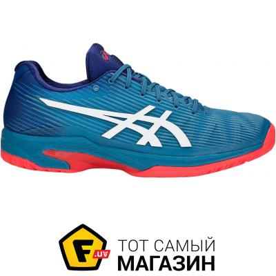 Кроссовки ASICS Solution Speed FF 7.5 US, navy/red (1041A003-400)