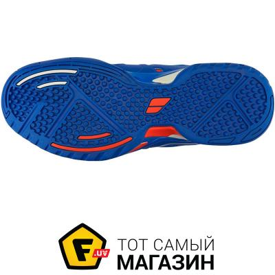 Кроссовки Babolat Propulse Omni Clay Men 45, blue/red (30S16624/209)