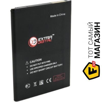 Аккумулятор для мобильного телефона Extradigital Samsung Galaxy S4 Mini Duos GT-i9192 (BMS6241)