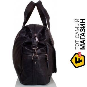31ff030a7648 ... Дорожная сумка Anna&Li TU13615 black Материал: искусственная кожа, 3 из  5 ...