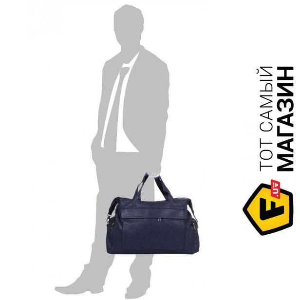 9c4f08a483a4 Дорожная сумка Anna&Li TU13615 navy Ширина: 50 см, 5 из 5