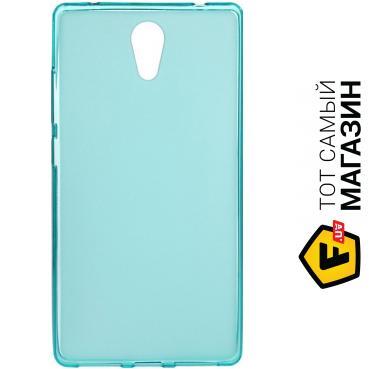 quality design 7425c 1867d Бампер (накладка) Becover Silicon Cover for Lenovo Phab Plus PB2-650M Green  (701099)