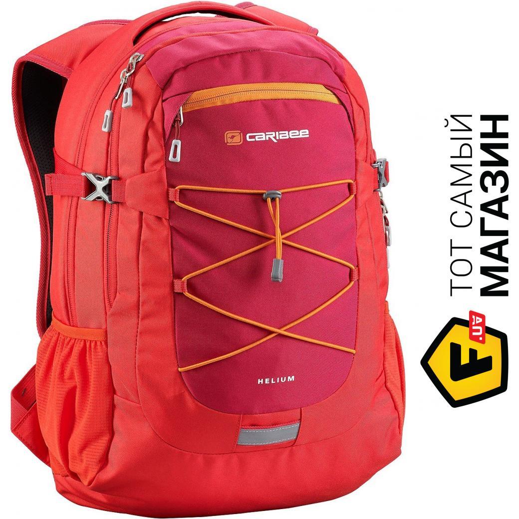 22aac05ff8c0dd Рюкзак Caribee Helium 30 Chilli Red
