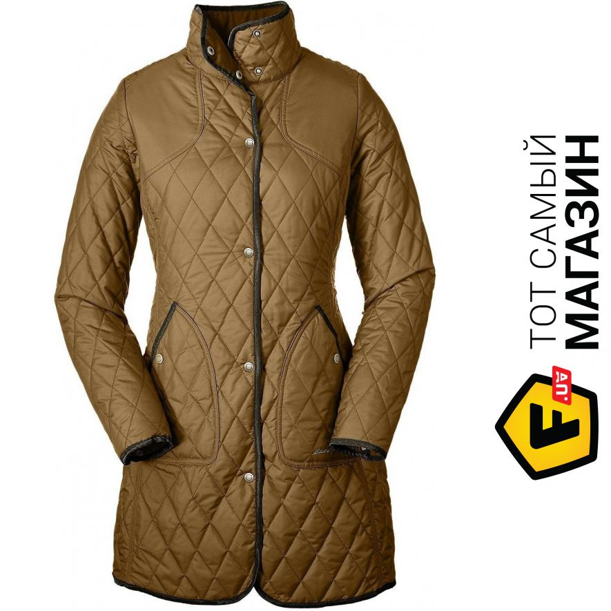 ᐈ Пальто Eddie Bauer Womens Year-Round Field Coat AGED BRASS XL Коричневый  (0401AB) ~ ЦЕНА Снижена ~ F.ua 4e1d6273ad1ac