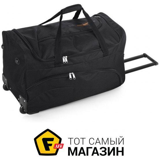 3951458c6e07 Дорожная сумка Gabol Week 65L Black (924942)