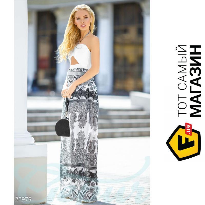 94775550eb13f76 ... Gepur Летнее платье бандо Gal White от ТМ , размер 42 (311885_42)