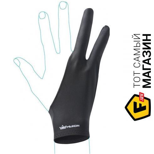 Планшет с пером Huion Inspiroy H640P + перчатка