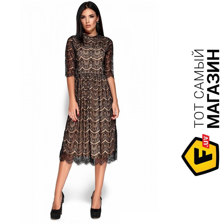 ᐈ Платье KARREE Шанти L Черный (KAR-PL00143) ~ Купить  ЦЕНА Снижена ... c472eed154c30