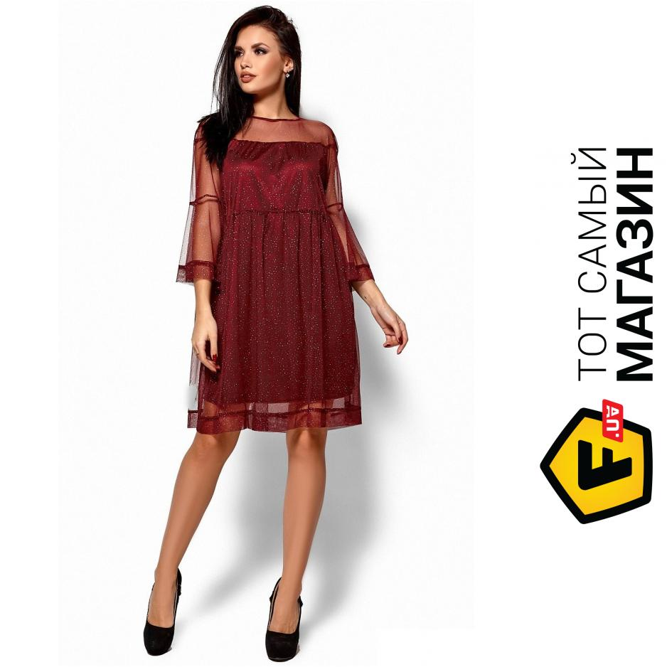 ᐈ Платье KARREE Иви S Марсала (KAR-PL00546) ~ Купить  ЦЕНА Снижена ... 18ca8ff258769