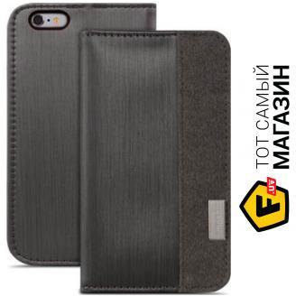 wholesale dealer 9ec04 840aa Книжка для Apple Iphone 6 Plus - черный - Moshi