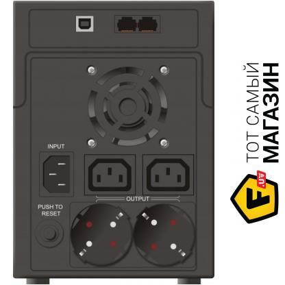 3653a4c713d ... Источник бесперебойного питания Mustek PowerMust 2212 LCD (98-LIC-L2212)