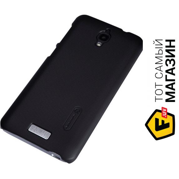 ... Чехол Nillkin Super Frosted Shield for Lenovo S660, Black ...