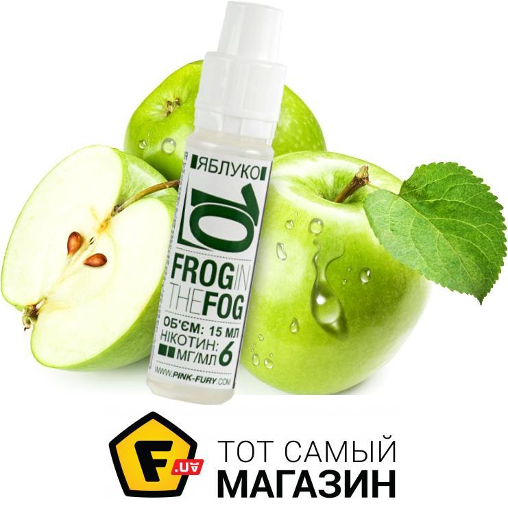Pink-Fury Жидкость для электронных сигарет Pink Fury Vape FROG IN THE FOG  12 мг 34763fdd8d9