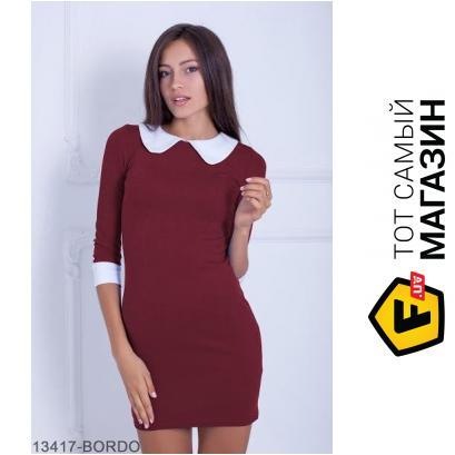 ef8e13c15e4 ᐈ PODIUM Женское платье Sanguinaria Бордо