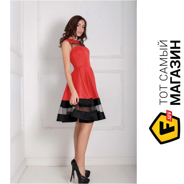 21c53e8b0f9 ᐈ PODIUM Женское платье Valentine красный