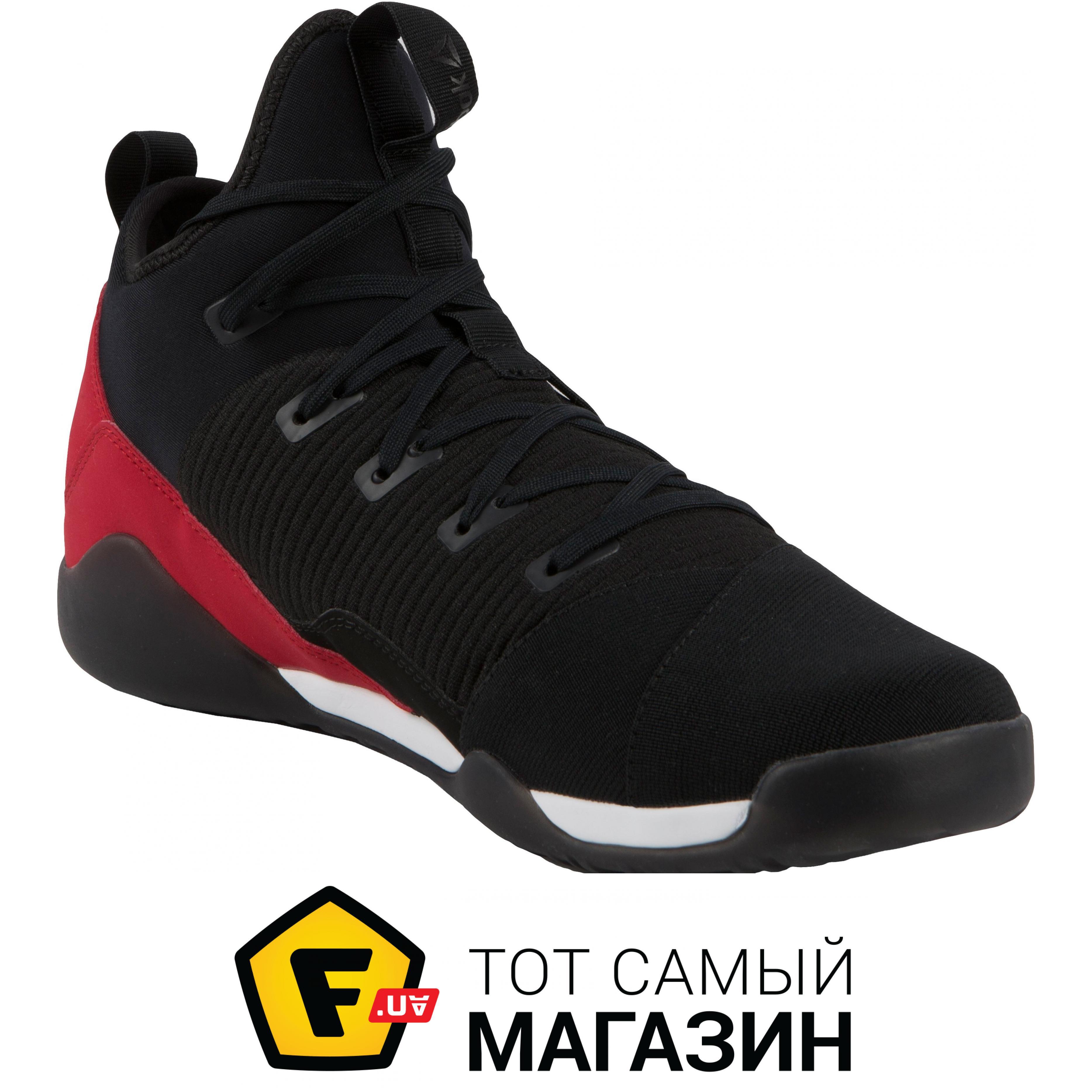 5e659dc588aa7d Reebok Combat Noble Mid Boxers 43, черный/красный (REBD2) Материал верха: