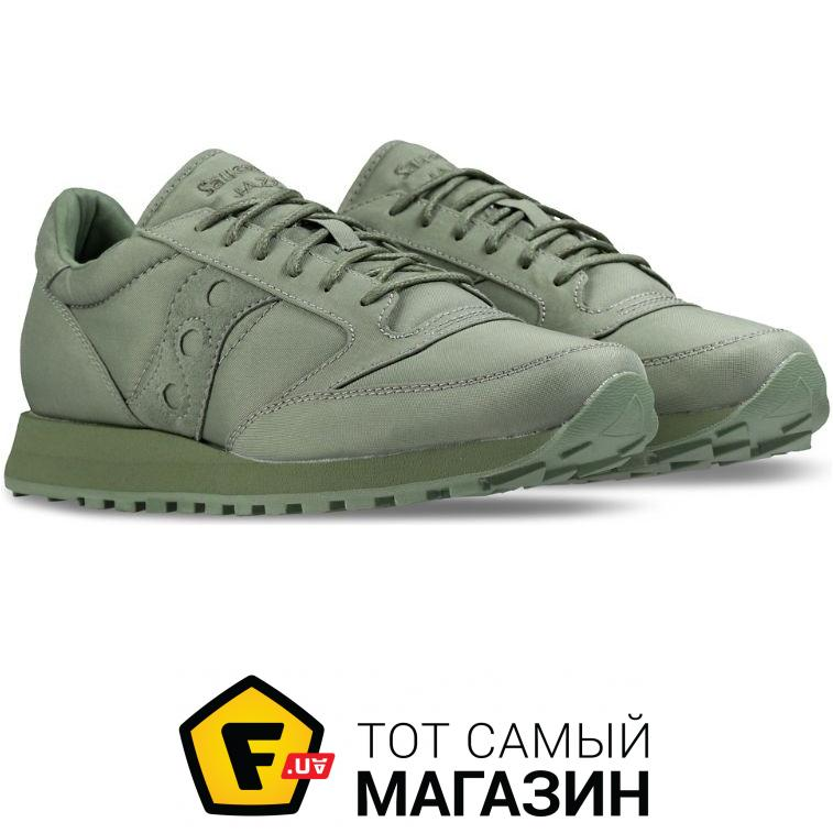 the latest 5a769 ad249 Saucony Jazz O Mono 10 US, Green (70294-2s)