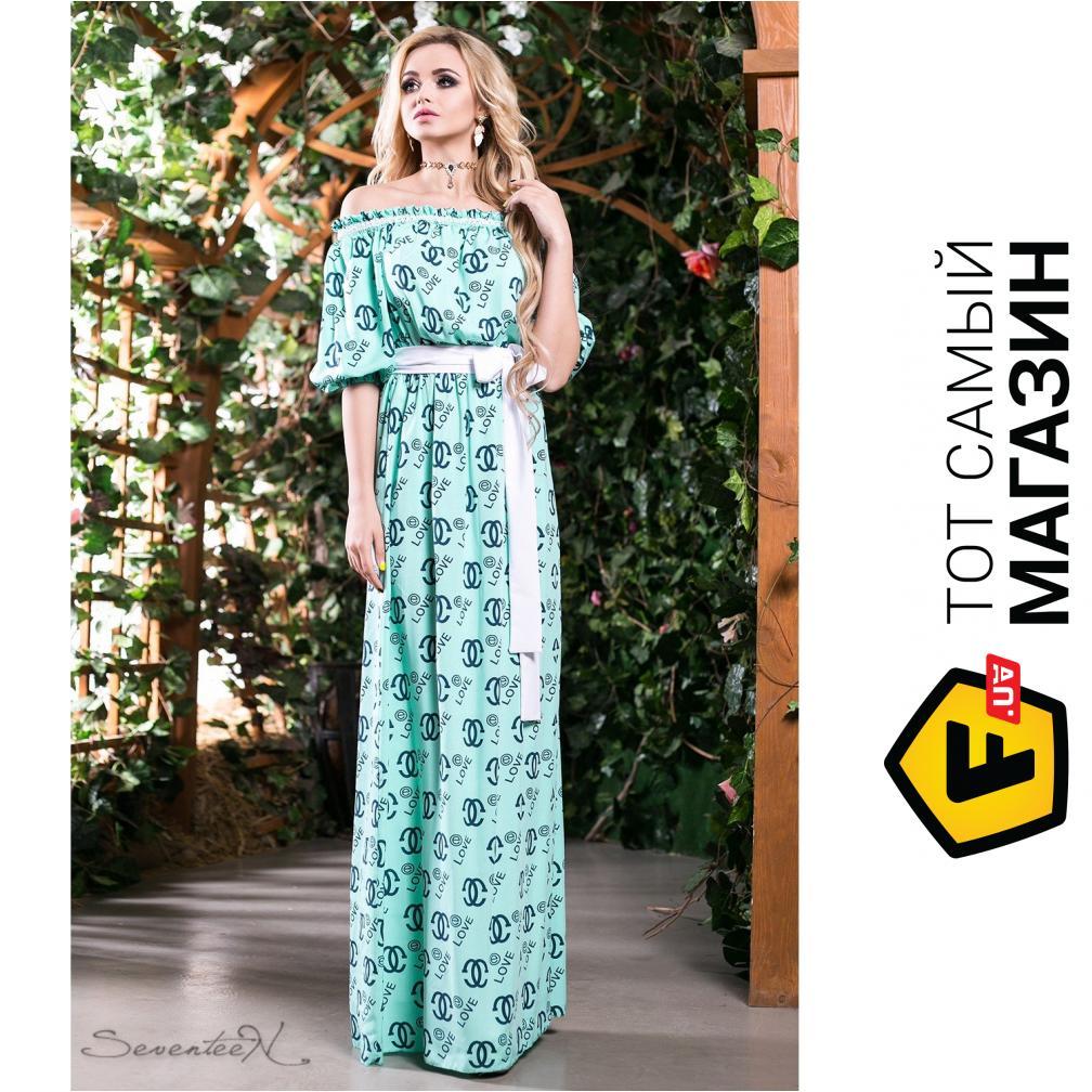6d909a8a41f ... Seventeen Летнее платье из штапеля Прованс