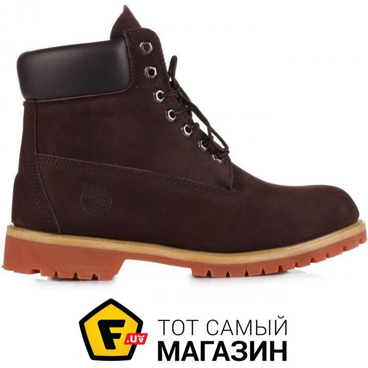 Мужские ботинки Timberland Classic 6 Inch Boots Brown M размер 46  (114928-46) 730c74ada8939