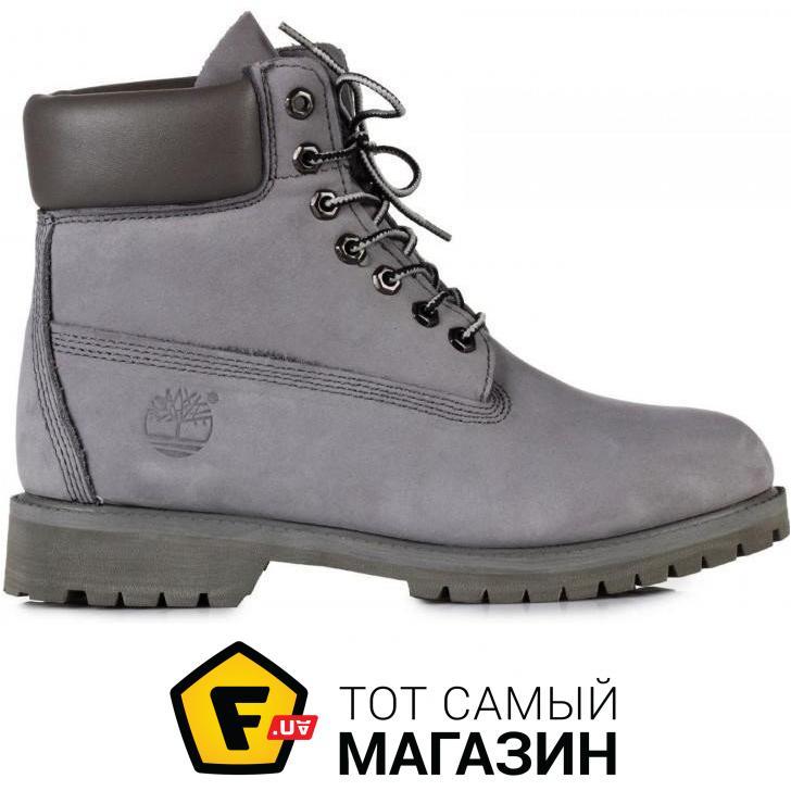 Мужские ботинки Timberland Classic 6 Inch Boots Grey M размер 43 (114926-43) 90e56251ac9c1