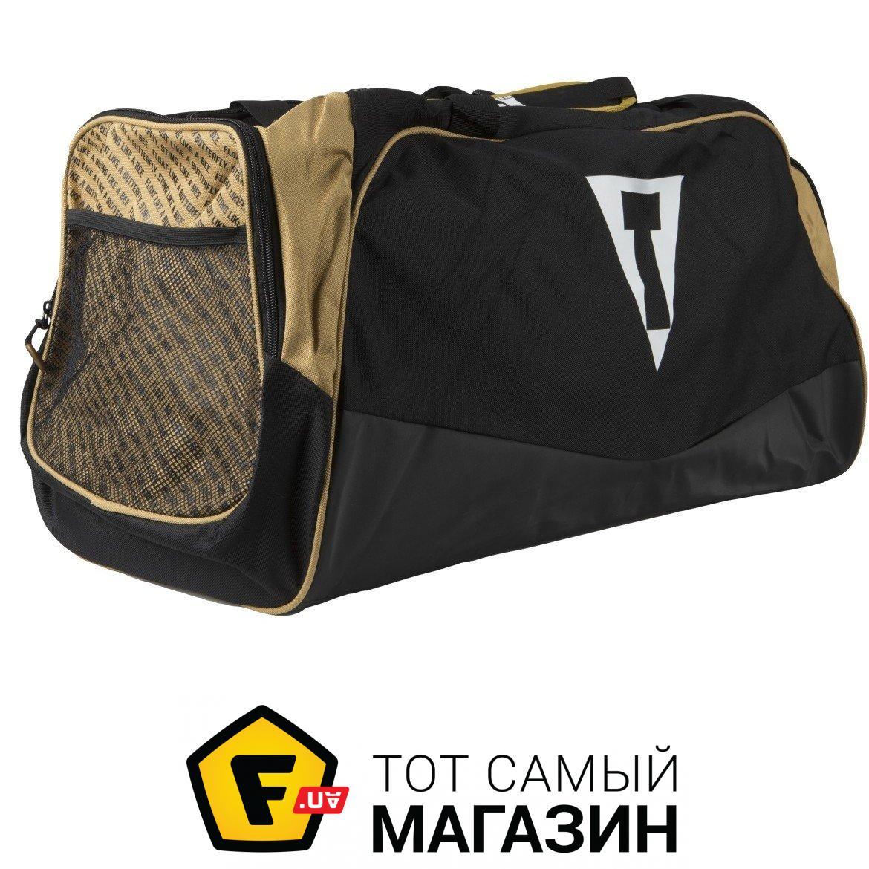 dc98115a8f3a Title Boxing Ali Super Sport Gear Bag черный/золотой (ALIBAG3) Ширина: 61
