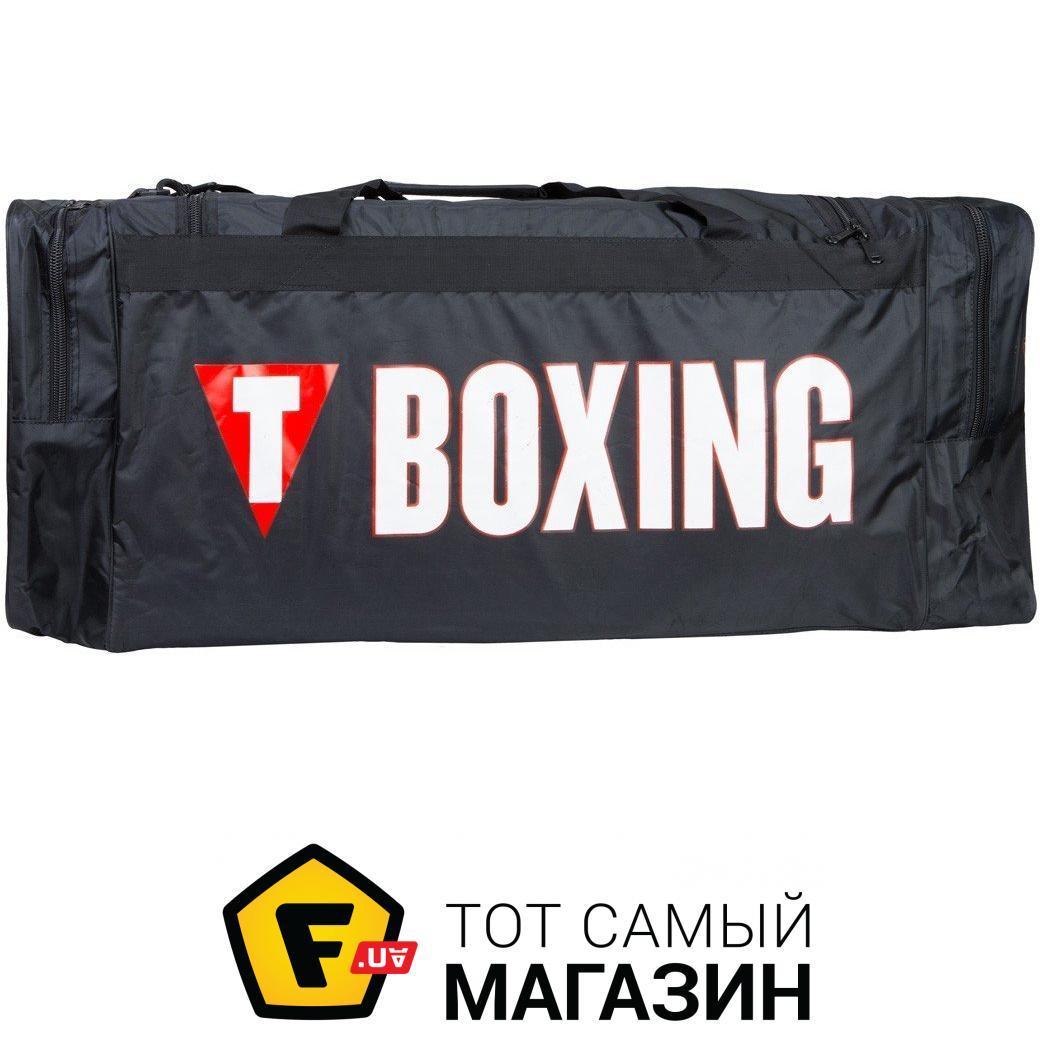 505f4cb718f1 Title Boxing Super Heavyweight Team Equipment Bag черный (TBAG21) Назначение:  для бокса,