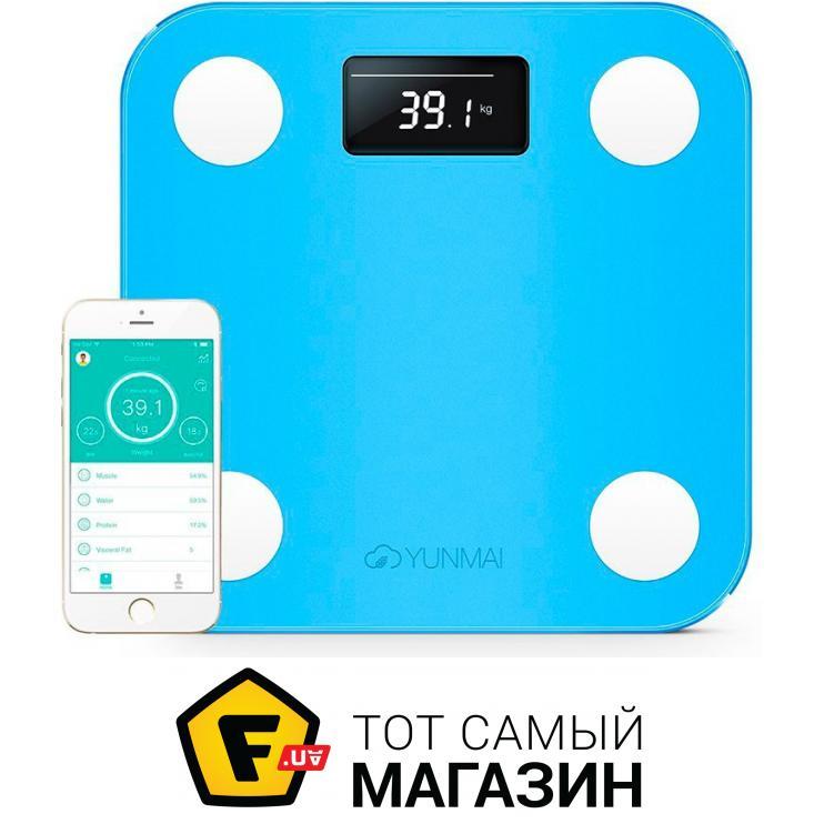 ᐈ YUNMAI Mini Smart Scale Blue (M1501-BL) ~ Купить  ЦЕНА Снижена ~ F.ua 80dd605c487